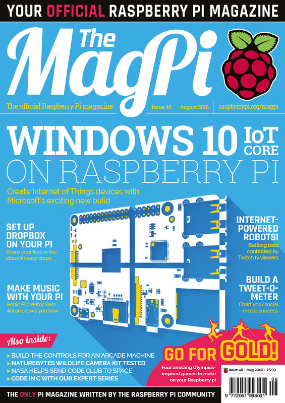 The MagPi #48