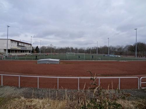 Sportplatz Brüser Berg, tenants: 1.FC Hardtberg et al.