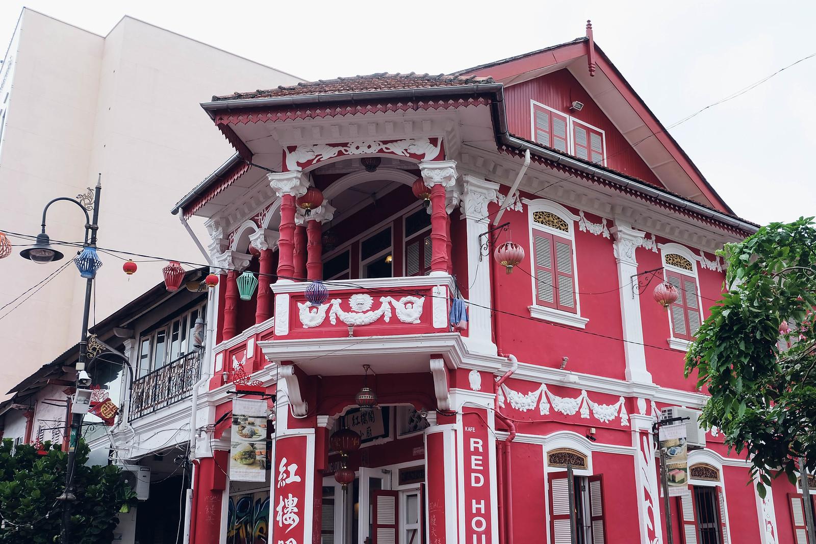 red house, johor bahru