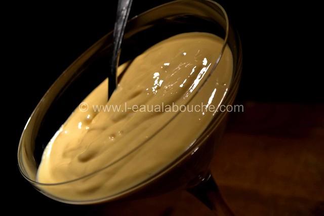 Mousse de Mangue Fraîche au Mascarpone © Ana Luthi Tous droits réservés 07