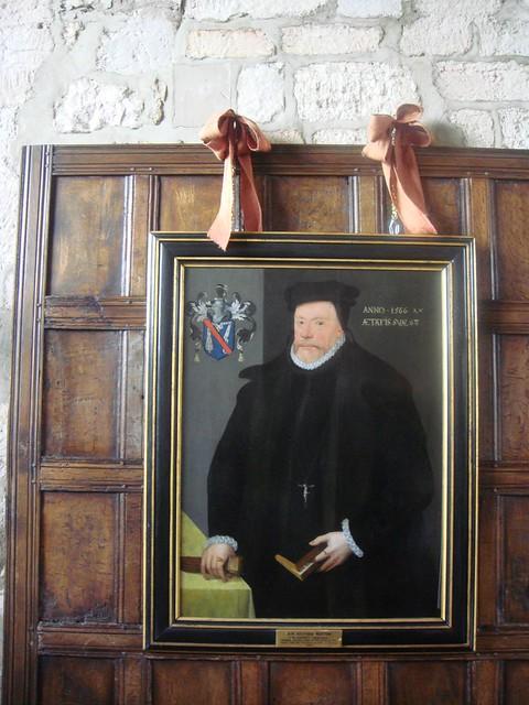 Markenfeld Hall Portrait Catholic