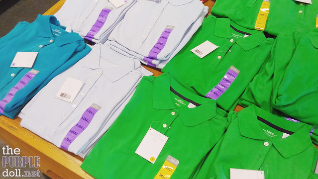 Lady Hathaway Knit Polo Shirts (P399 95 from P499 95)