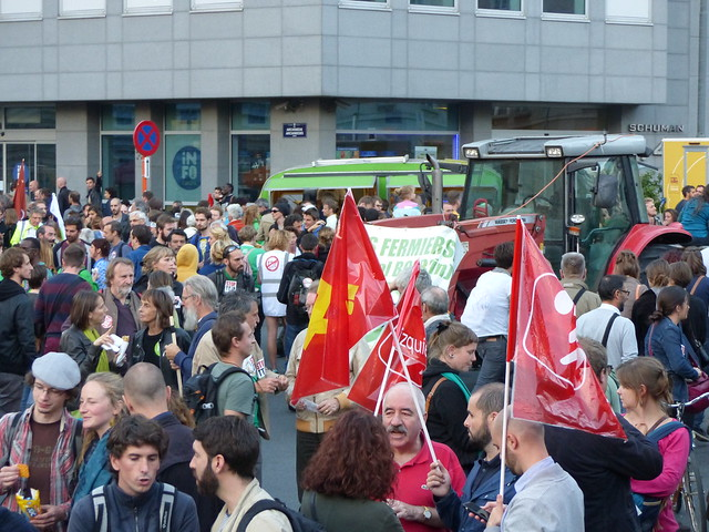 Stop TTIP & Stop CETA