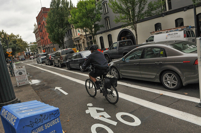 New bikeway on SW 2nd Avenue-22.jpg