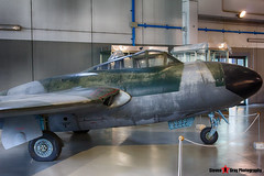 MM6152 - 13094 - Italian Air Force - De Havilland DH-113 Vampire NF54 - Italian Air Force Museum Vigna di Valle, Italy - 160614 - Steven Gray - IMG_0811_HDR