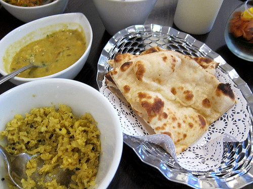 Sides and Naan