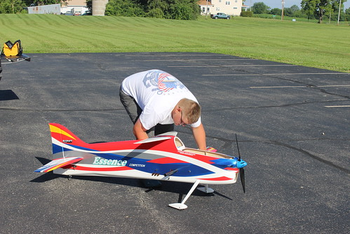 Nats 2016: RC Aerobatics