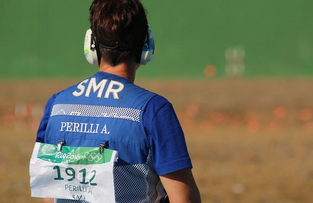 RIO 2016 - La gara di Arianna Perilli