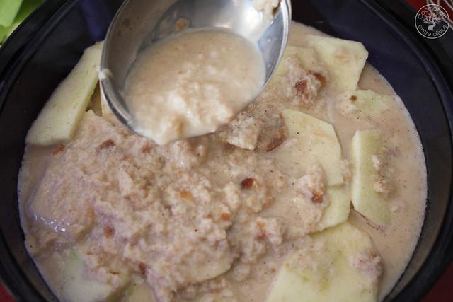 Tarta manzana y pan de molde micrrondas www.cocinandoentreolivos.com (1)