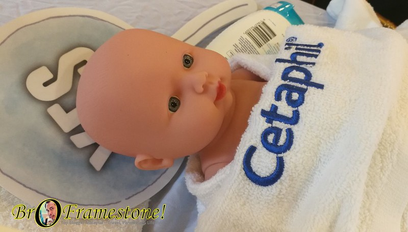 Cetaphil Baby Experience Workshop