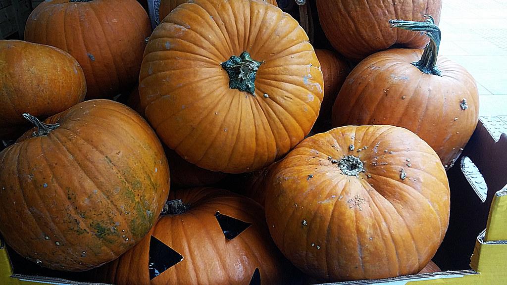 Calabazas en otoño: un plato de cuchara