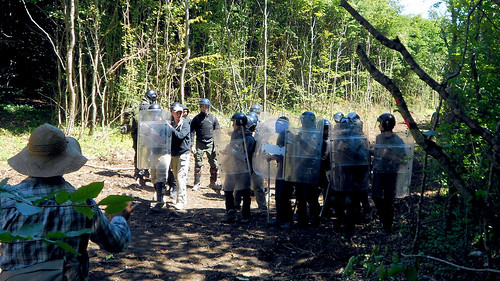 2016-0716 – #BURE Manif de reoccupation – Milice de l'Andra