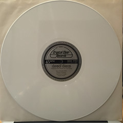 GINO DENTIE AND THE FAMILY:DIRECT DISCO(RECORD SIDE-B)