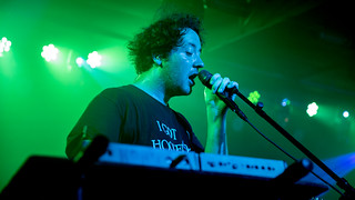 The Wombats (with Coast Modern) at The Ready Room 7/18/16