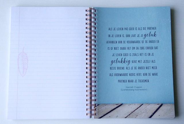 Inspirerend leven notebook 4