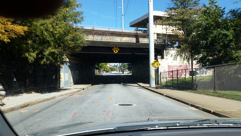 20161010_120630 2016-10-10 CSX Railroad Bridge SE Atlanta Grant Street