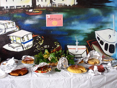 Concurso de empanadas y tortillas 2016