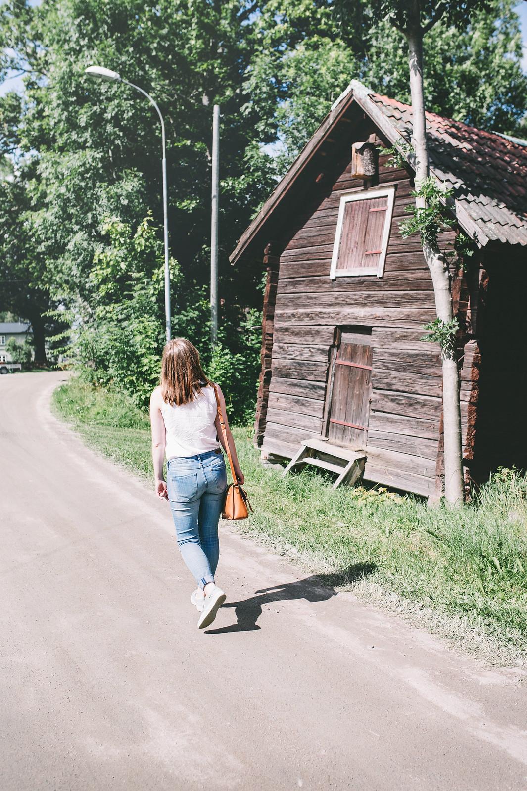 Vid Erik-Anders gården - Evelinas Ekologiska