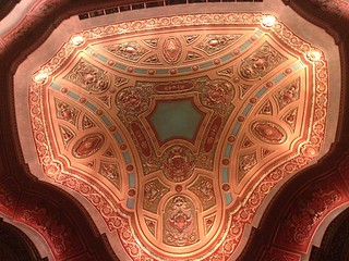 Kings Theater: Ceiling
