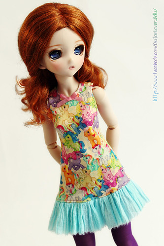 Pony dress for MDD