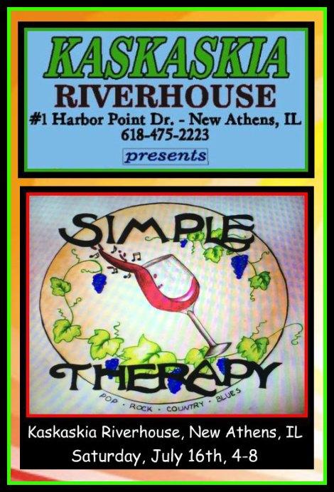 Kaskaskia Riverhouse 7-16-16