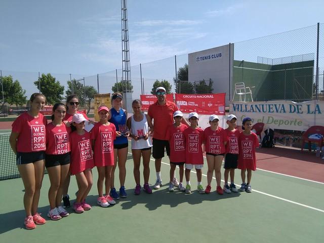 Marca Jovenes Promesas Badajoz 2016