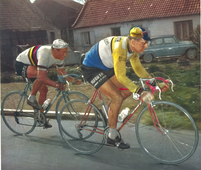 Cycles lejeune sauvage lejeune flickr for Miroir du cyclisme