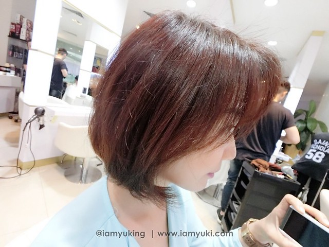Kenjo Korean Hair Salon14Yuki Ng Hair Jun