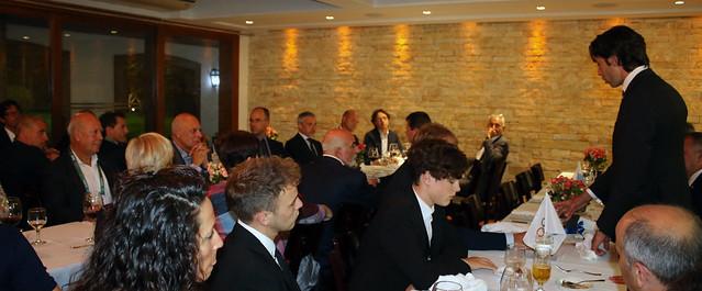 RIO 2016 - La cena di Gala con i Piccoli Stati