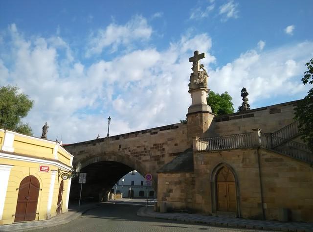 布拉格 查理大橋