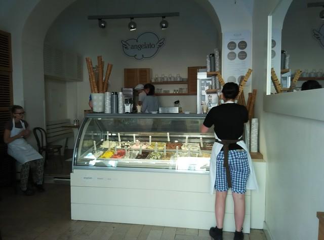 布拉格 Angelato冰淇淋
