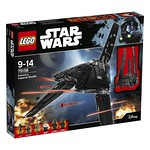 LEGO Star Wars Rogue One 75156 Krennic's Imperial Shuttle box