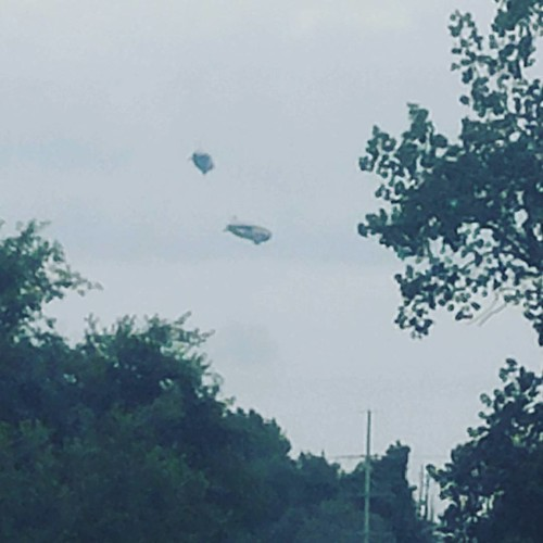 Blimps in Akron