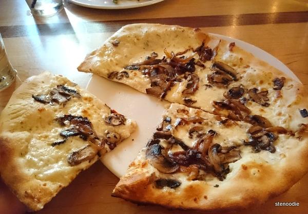 Wild Mushroom Pizza
