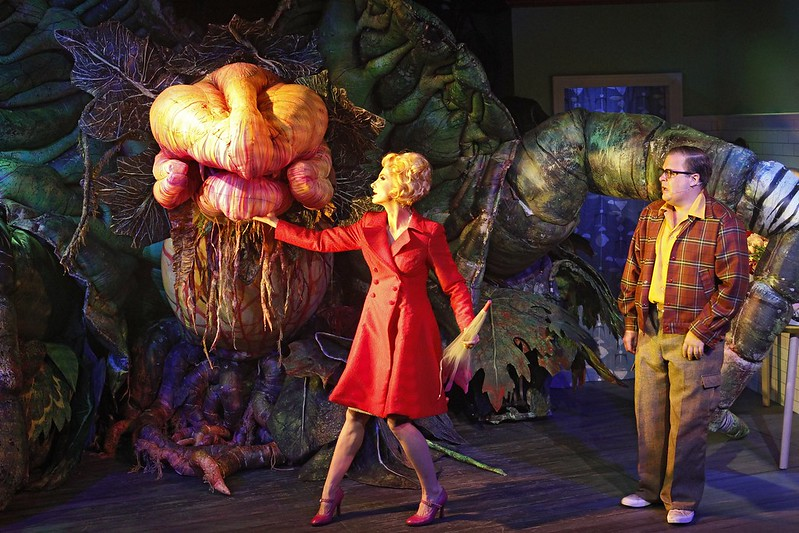 Little Shop of Horrors - with Audrey 11