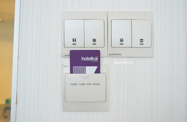 hotel kai room switch