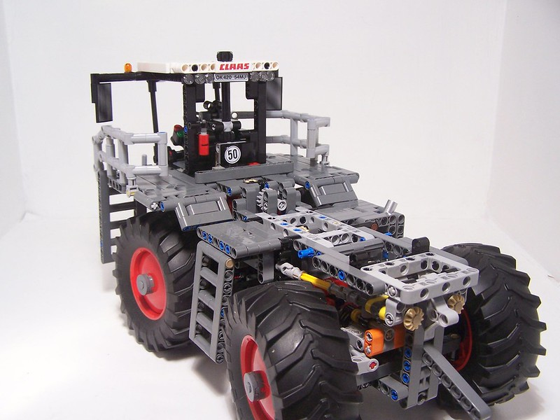 Lego 42054 rc instructions