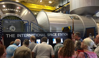 Houston event article photo Mockup Fac Tour ISS
