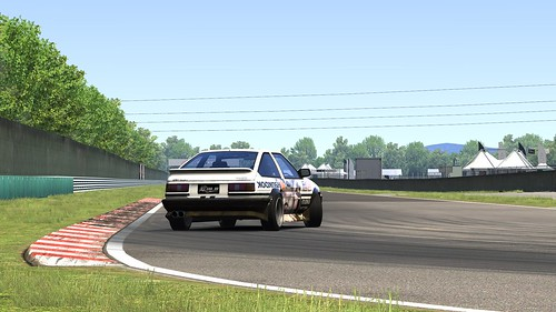 Toyota AE86 drift - Assetto Corsa - Gruiiii Power (2)