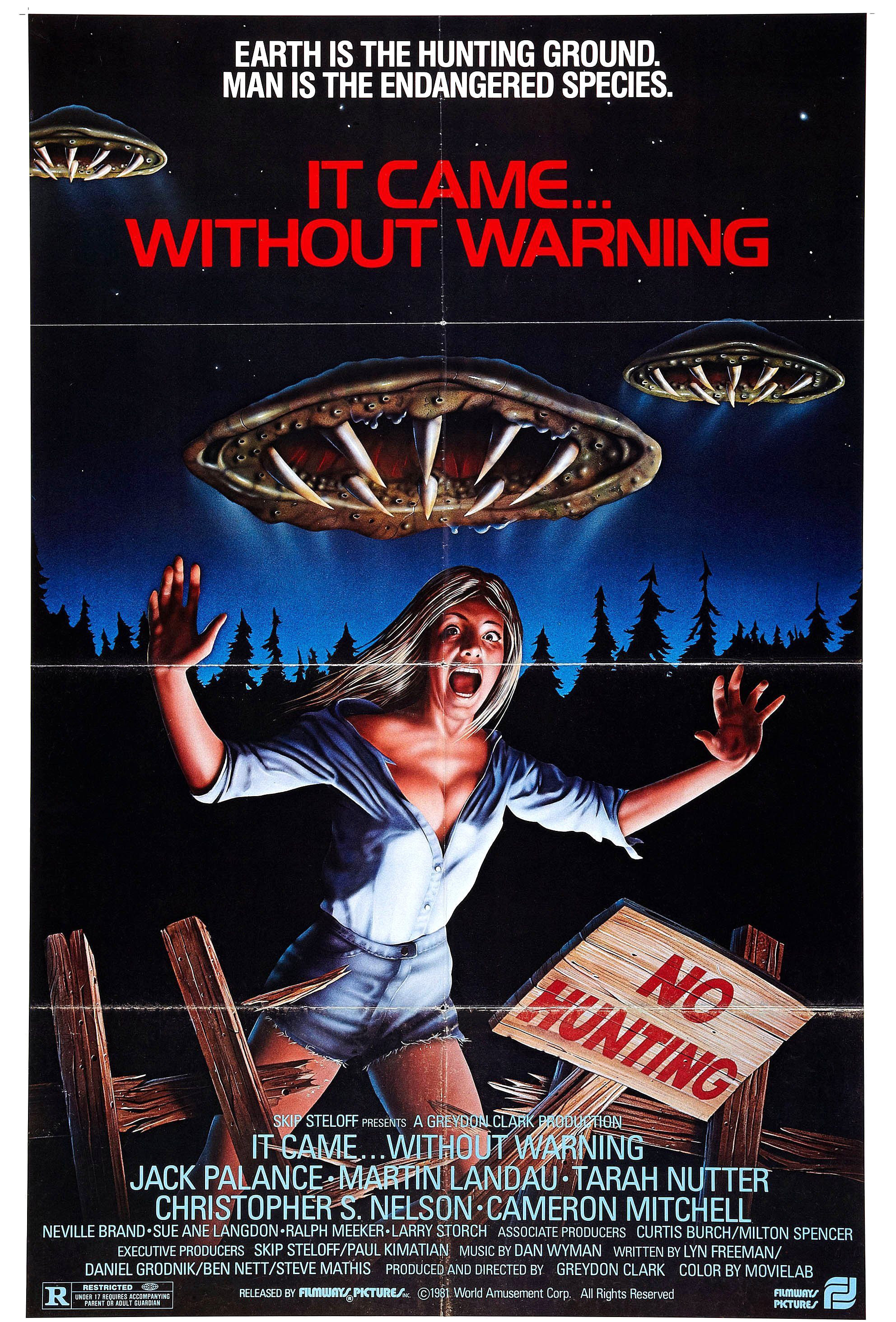 It Came Without Warning (1980)