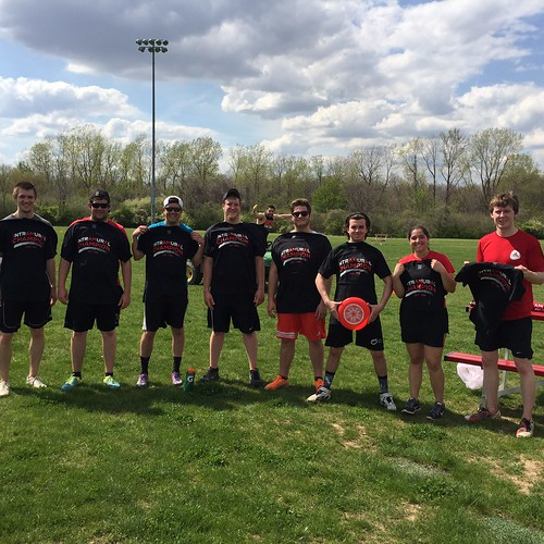 Ultimate Frisbee Tournament_Boom Squad