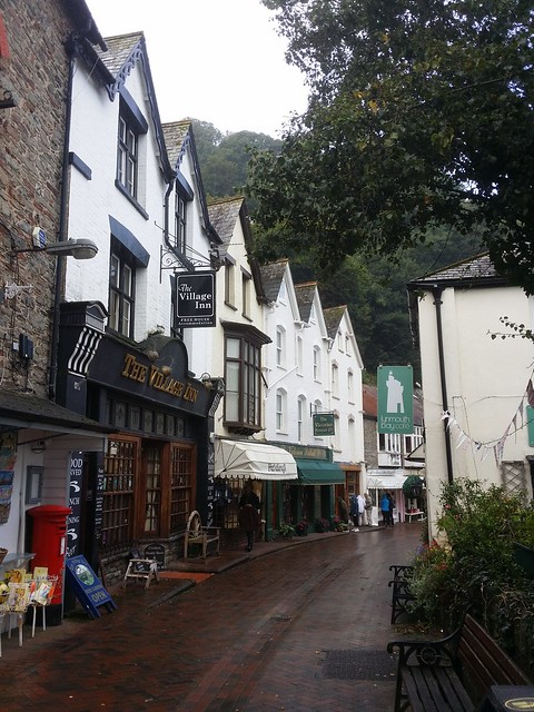 Day 1: Lynmouth