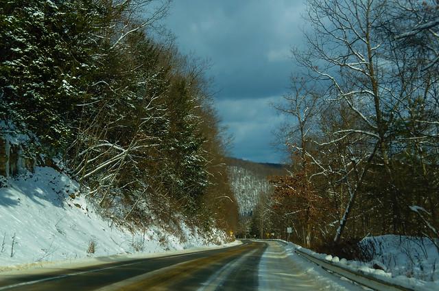 Susquehanna Winter Drive