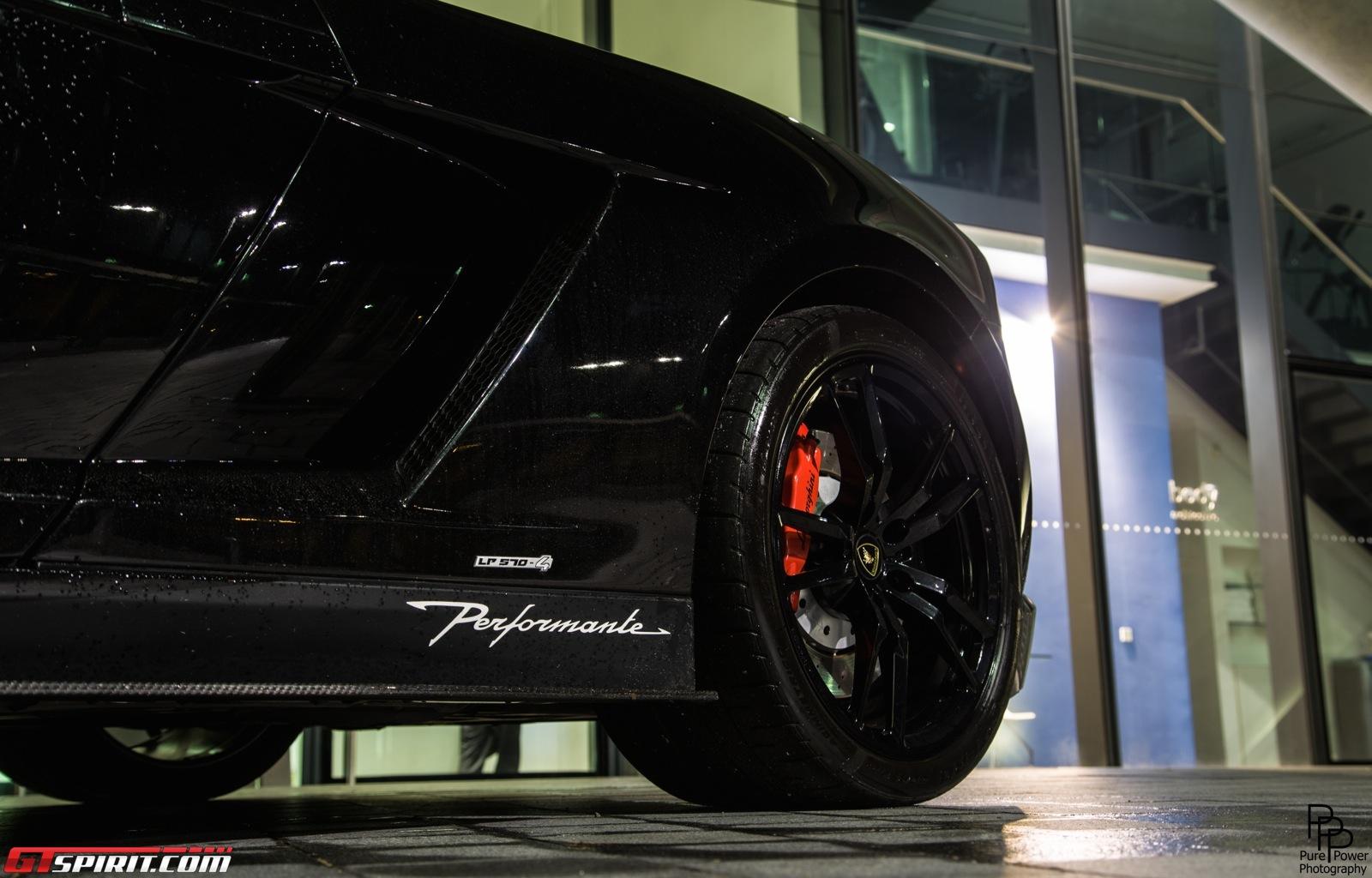 Lamborghini Gallardo LP570 4