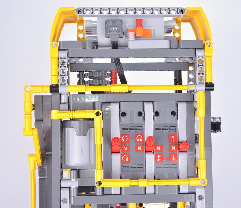 42055 Bucket Wheel Excavator