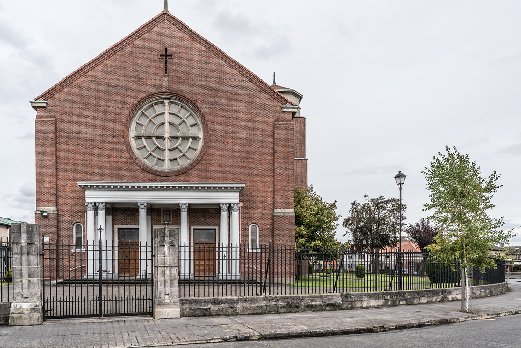 CHRIST THE KING CATHOLIC CHURCH [CABRA DUBLIN]-121581