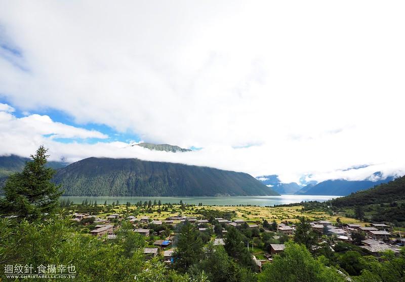 西藏 巴松措
