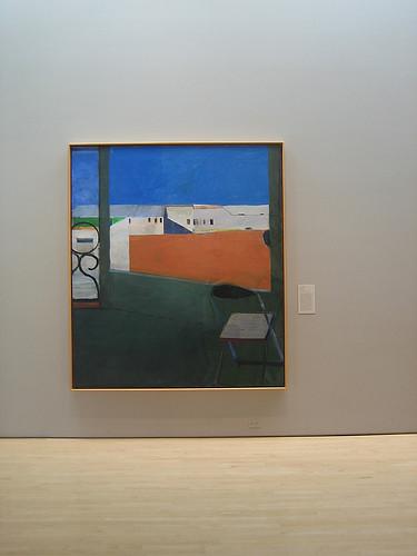 Window, Richard Diebenkorn _ 1887