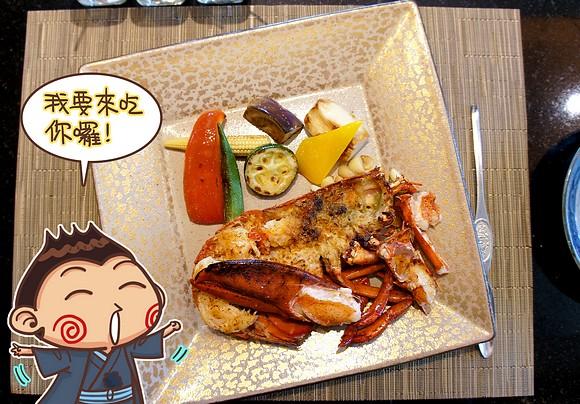 台北鐵板燒日本料理香格里拉遠東24