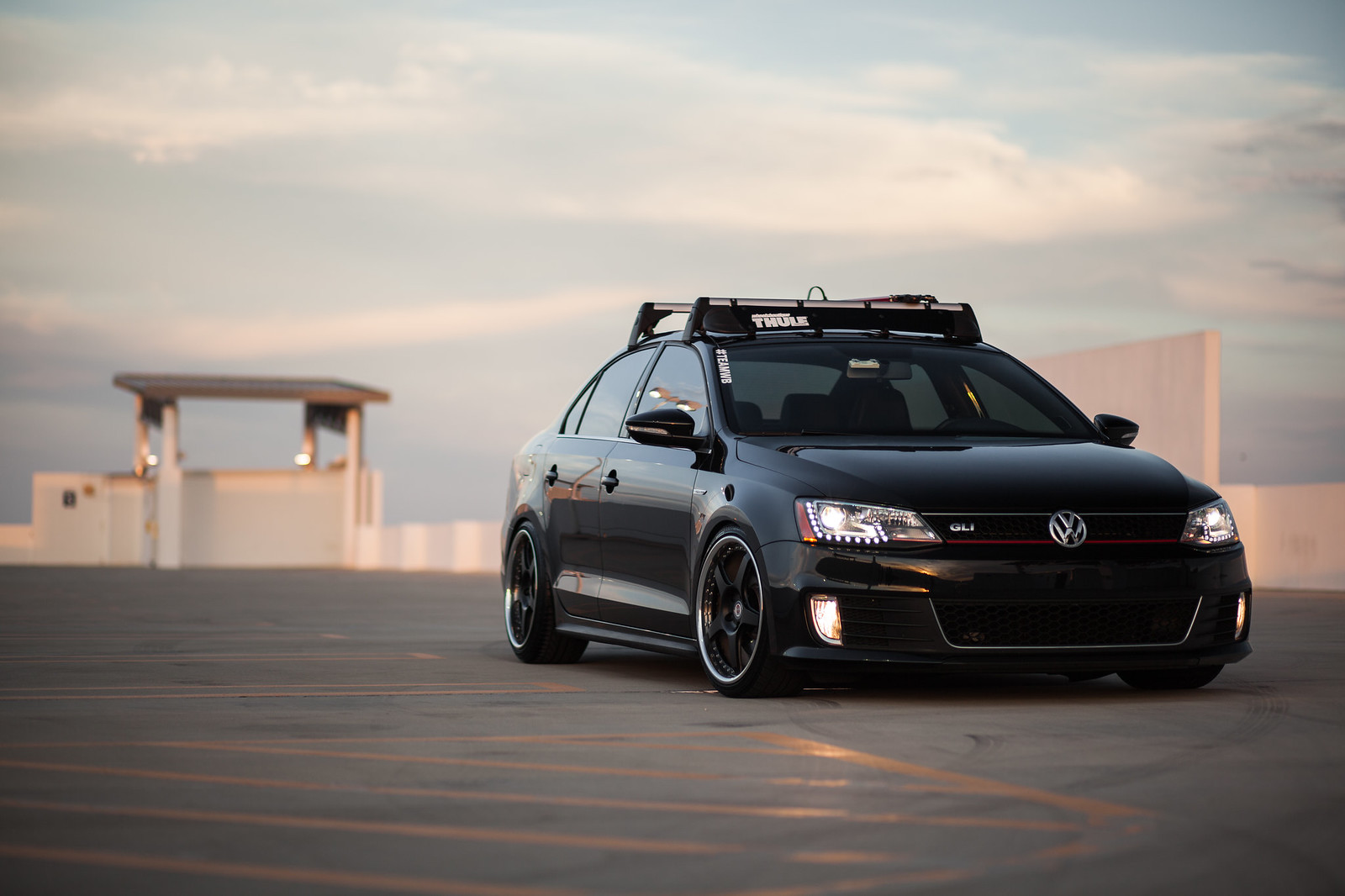 Vwvortex Com Roof Rack Fairing